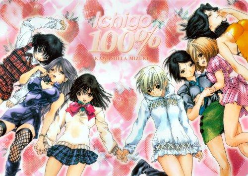 100% FRAGOLA frasi anime manga