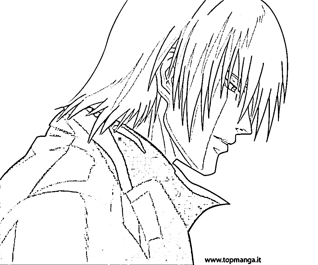 devil may cry coloring pages - photo#6