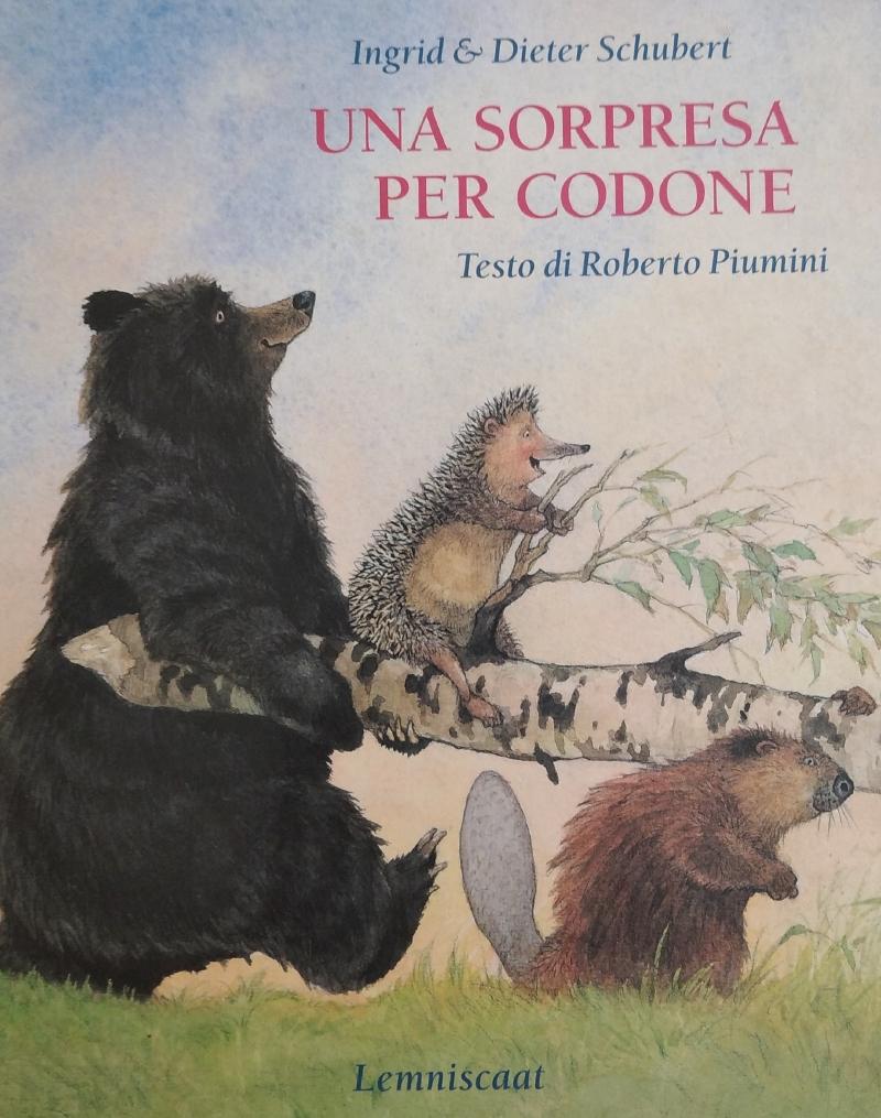 libri per bambini ricci