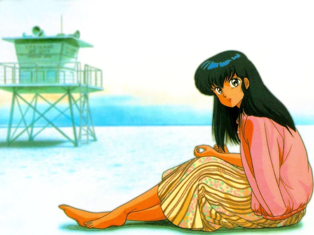 Wallpaper sfondi download anime manga maison ikkoku for Anime maison ikkoku