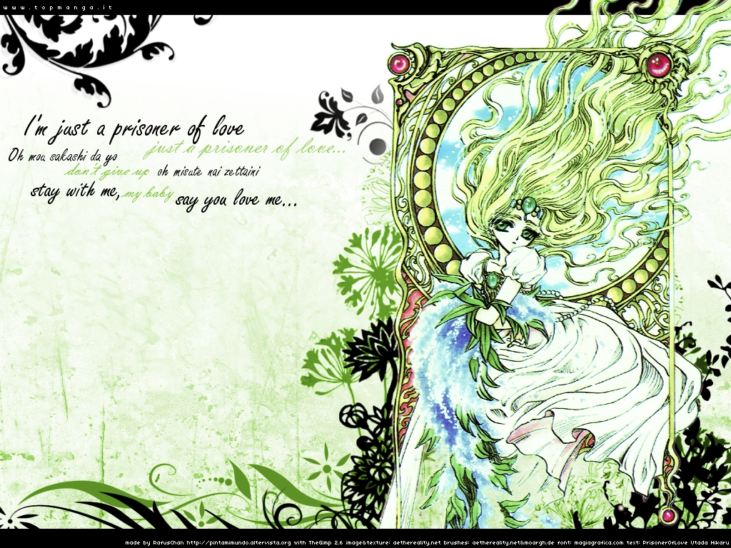 Wallpaper Sfondi Download Anime Manga Rayearth Una Porta