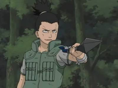 Mirar una hoja de personaje Shikamaru13