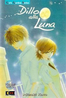 DILLO ALLA LUNA frasi anime manga