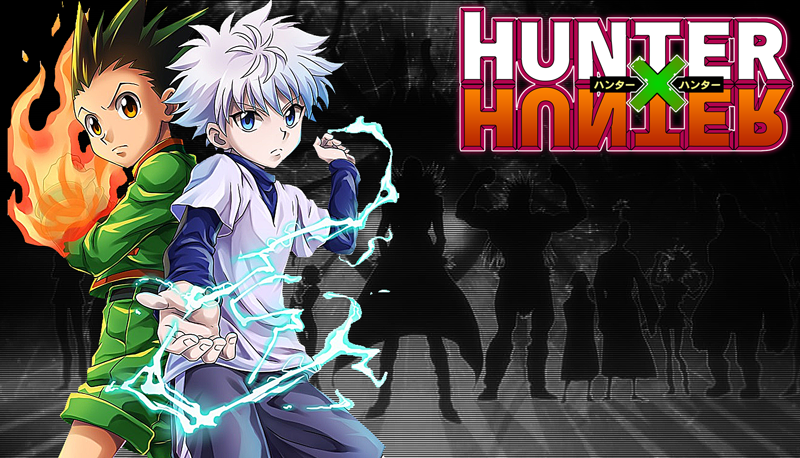 immagine Hunter x Hunter
