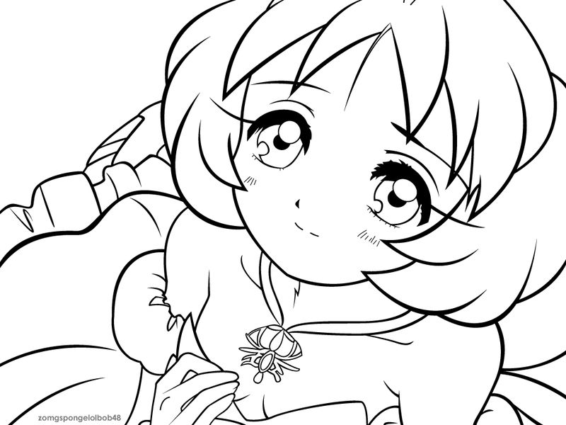 coloring pages tutu - photo#31