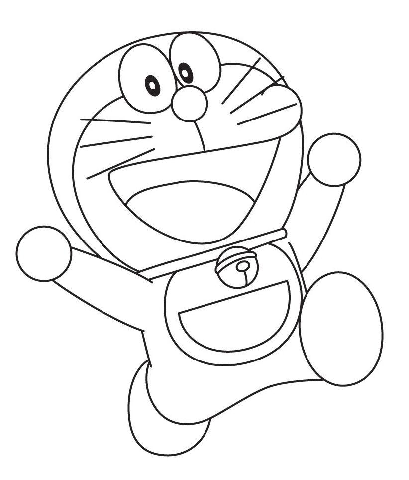 Immagini da colorare di doraemon topmanga anime e for Giochi da disegnare e colorare