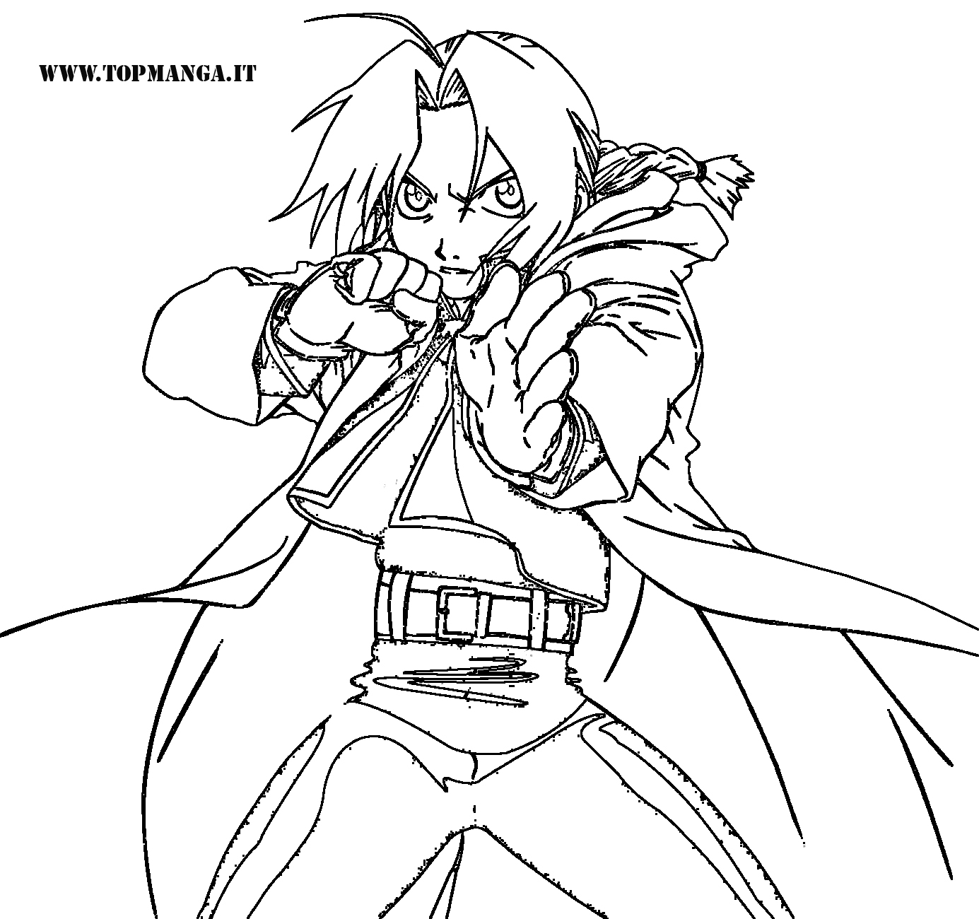 Full Metal Alchemist Coloring Pages Coloring Pages Fullmetal Alchemist Coloring Pages