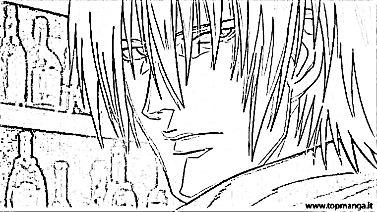 devil may cry coloring pages - photo#21