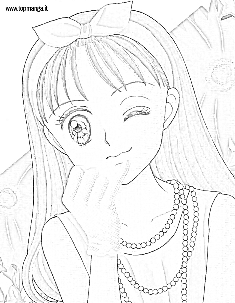 Anime Warrior Princess Coloring Pages Coloring Pages
